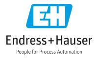 Endress+Hauser Partnerprofil